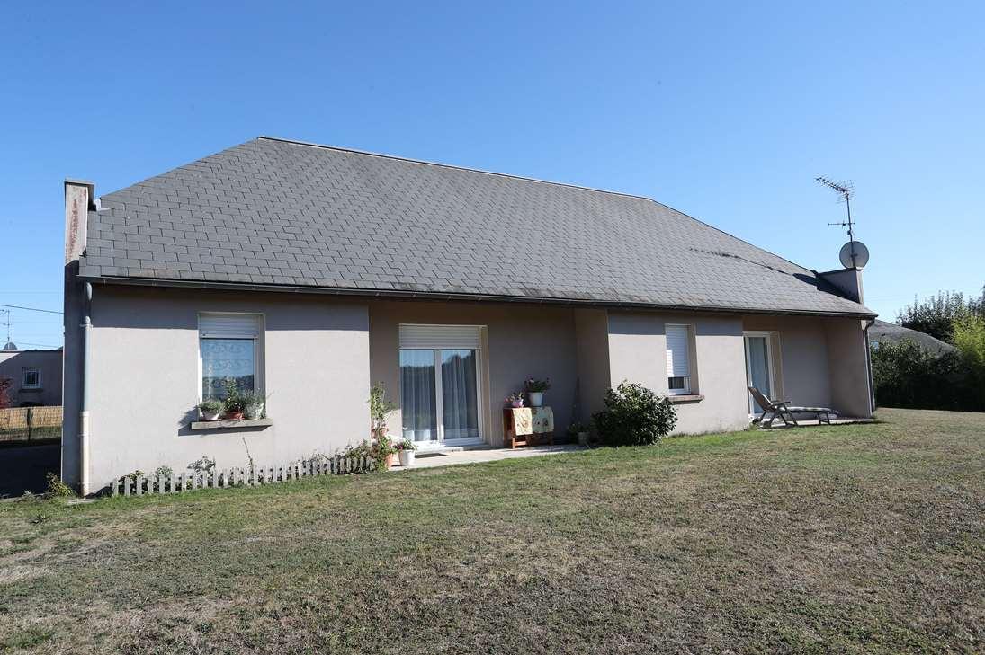 Maison située à La Taulie