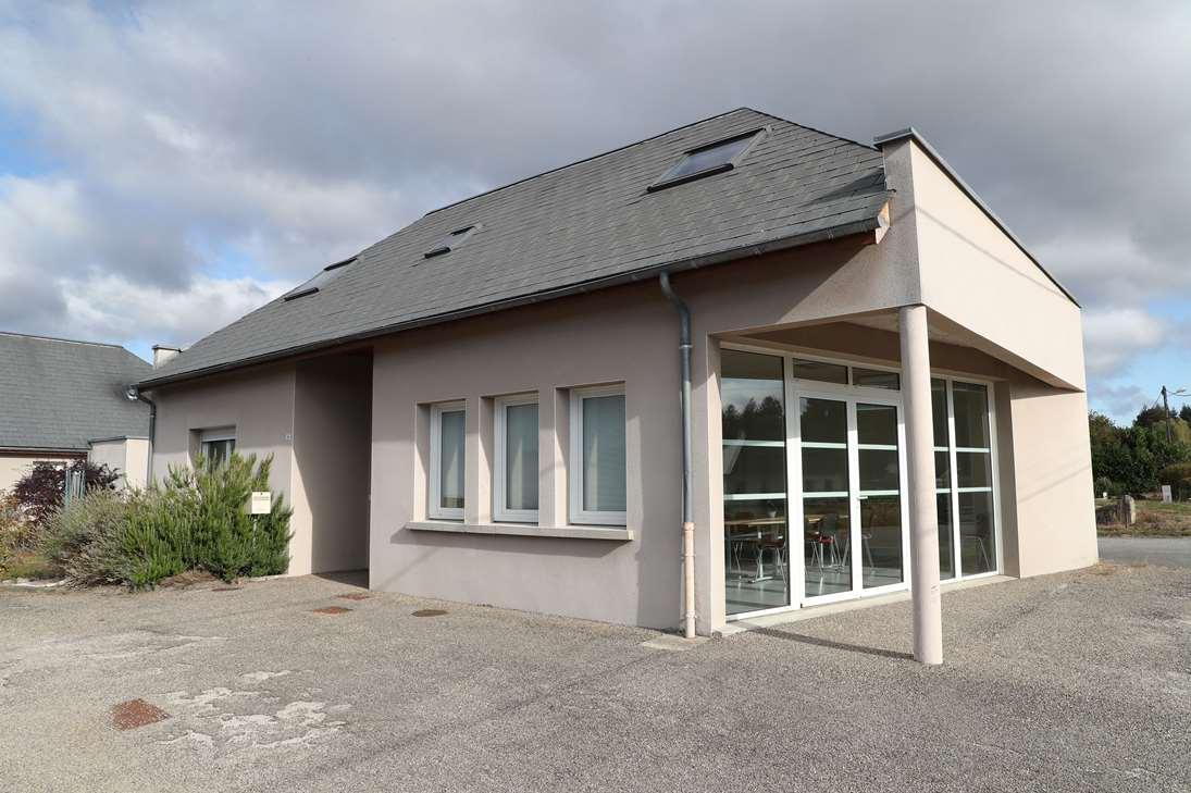 Bâtiment LCR situé à La Taulie