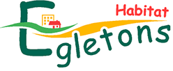 Logo Egletons Habitat